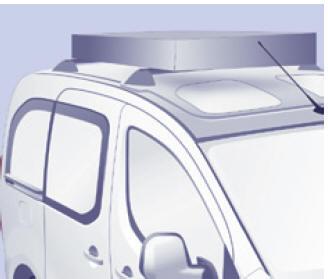 manuel du conducteur citroen berlingo multispace barres de toit modutop vie bord. Black Bedroom Furniture Sets. Home Design Ideas
